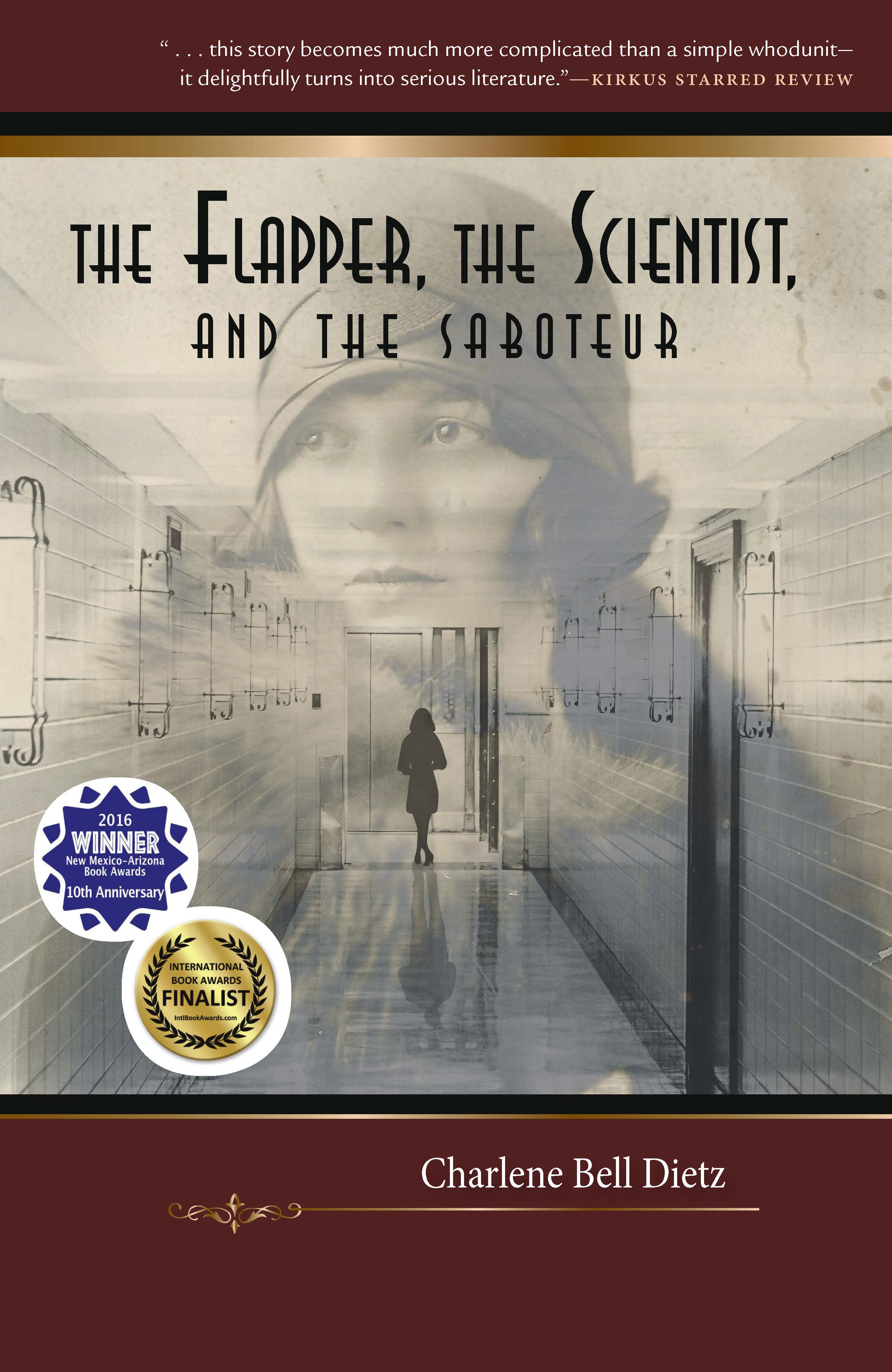 The Flapper, Scientist cover